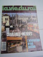 vie du rail 1988 2141 CHARLEVILLE MEZIERES