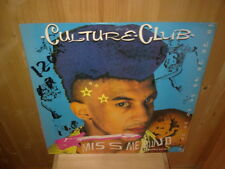 """CULTURE CLUB miss me blind / it's a miracle  12""""  MAXI 45T"""