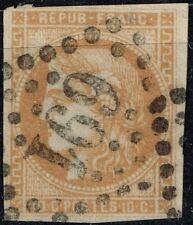 FRANCE BORDEAUX N° 43B OBLITERE GC 691 - BONNES MARGES & VERSO COTE 100 €