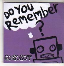 (CO191) Go Go Bot, Do You Remember? - 2011 DJ CD
