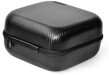 Black headphone case box bag for Audio Technica ATH W5000 W 5000 Headphones