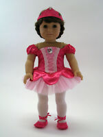 18 Inch Doll Clothes Ballet Outfit Doll Costume Fits American Girl Doll