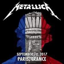 METALLICA / World Wired Tour / LIVE / Accorhotels Arena, Paris - Sep 10, 2017
