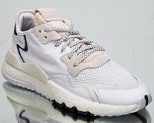adidas Originals Nite Jogger Men's White Casual Athletic Lifestyle Sneakers Shoe