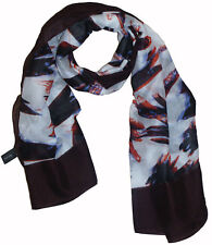 PAUL SMITH LIGHTWEIGHT MULTICOLORED SCARF BNWT VERY RARE made in Italy