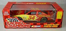 1996 Edition #09050 Racing Champions NASCAR #34 Monte Carlo Racer 1:24 Mint/Box