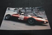 "Photo Ferrari 156 ""Sharknose"" 1962 #38 Lorenzo Bandini (ITA) GP Monaco"