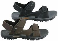 Merrell Mens Mojave Sport Sandals/Shoes With Adjustable Straps Lightweight