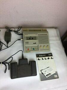 Philips LFH 0505 Cassette Transcriber, Transcription / Dictation Machine Rare
