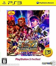 Used PS3 Super Street Fighter IV Arcade SONY PLAYSTATION 3 JAPAN JAPANESE IMPORT
