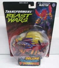 Transformers Beast Wars Fuzors INJECTOR  New MOSC Sealed