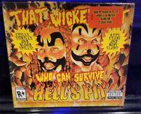 Insane Clown Posse - Hell's Pit CD SEALED Bowling Balls DVD 3D twiztid esham icp