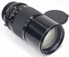 MINOLTA MC/SR 200mm Soligor 3.5 - C/d -