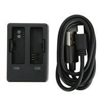 DZ-MV750MA LCD Dual Quick Battery Charger for Hitachi DZ-MV730A DZ-MV780MA Camcorder DZ-MV780A