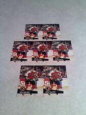 *****Dan Kordic / John Kordic*****  Lot of 19 cards.....5 DIFFERENT / Hockey