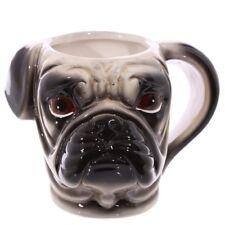 Tasse Mops Hund Design Kaffeetasse Kaffeebecher Hundetasse Mopstasse Becher