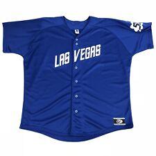 Otsports Las Vegas Area 51s Minor league Baseball Jersey Made in USA Mens Sz 3XL