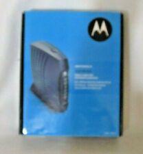 Motorola Cable Modem Model SB5101 NEW In Open Box