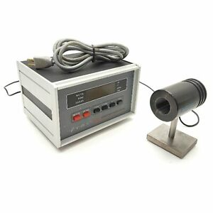 """Scientech 365 LASER Power Meter & Sensor, Aperture Ø1 1/8"""", 115VAC .5A 50/60Hz"""