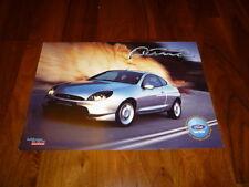 Ford Puma folleto España