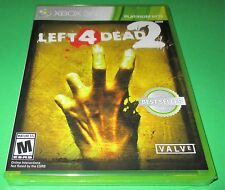 Left 4 Dead 2 (Microsoft Xbox 360 *Factory Sealed! *Free Shipping!
