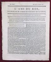 Saint Sulpice Paris 1791 Bayeux Lyon Saint Malo Veydel Clergé Royaliste