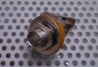 Base Jack Hembra Mono 6,3 mm - Circuito Cerrado - Metrica 9 Tuerca - Repuesto
