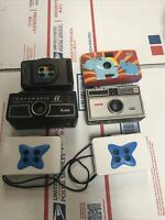 instamatic cameras assorted lot