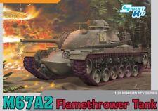 DRAGON 1:35 3584: Chars m67a2 Flamethrower Réservoir