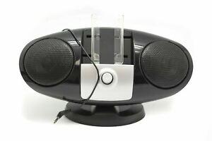 MP3 Speaker System Fully Adjustable Carriage Holder Mobile Phones Smart Device