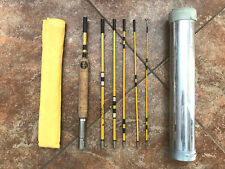 "Vintage Wright & McGill Eagle Claw 6-Piece 6' 9"" M6TMF6'9"" Trailmaster Fly Rod"