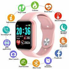 Prova D 'água bluetooth Phone Mate relógio inteligente para iPhone IOS Android Samsung