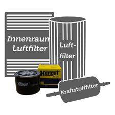 HENGST FILTER SET KOMPLETT FÜR FIAT STILO MULTI WAGON 1.9 JTD