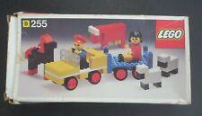"VINTAGE  1975  LEGO BIG PEOPLE ""FARM SCENE"" BOX ONLY"