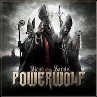 "POWERWOLF ""BLOOD OF THE SAINTS"" CD NEW"