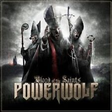 BLOOD OF THE SAINTS - POWERWOLF (CD)