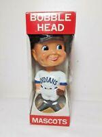1974 Cleveland Indians Baseball Bobble Head Mascot American League New in Box