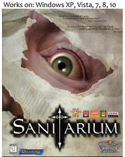 Sanitarium PC Game 1998