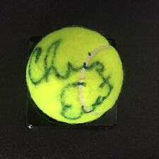 CHRIS EVERT SIGNED AUTOGRAPH TENNIS CHAMPION NEW RARE OFFICIAL BALL COA