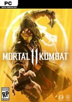 Mortal Kombat 11 PC Steam GLOBAL [KEY ONLY!] FAST DELIVERY!