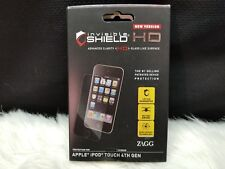 Zagg Invisible Shield HD for iPod Touch 4th Gen - Buy ONE Get ONE Free!