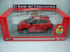 1:18  Abarth 695 Tributo Ferrari   - MONDO M - 3L 050