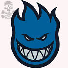 SPITFIRE WHEELS Adhesivo de skateboard - 8cm llameante Head logo - VARIOS