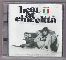 Beat at Cinecitta - v/a CD - 1996 German Import Crippled Dick Hot Wax cdhw033