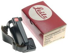 LEICA 14271 HANDGRIP FOR MOTOR WINDER SLR CAMERA LEITZ R3 HANDGRIFF STRAP BOXED