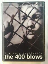 The 400 Blows (Dvd, 2006) (dv800)
