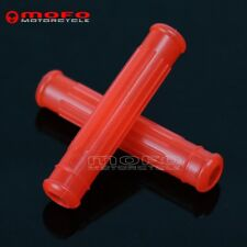 Universal Motorcycle Silicone Brake & Clutch Lever Grips Covers Sleeve 7Colors