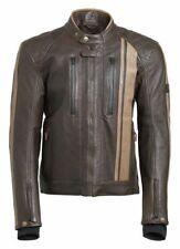 Triumph Raven GTX men's biker leather jacket - Large