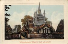 POSTCARD    ISLE  OF  WIGHT   Whippingham  Church