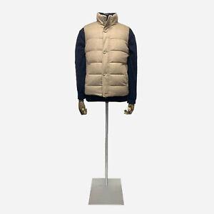 Herno Cashmere Silk Gilet. Size 40 UK, 50 IT